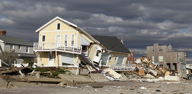 We help emergency managers prepare for storms over major cities